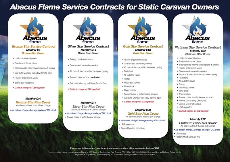 Cost effective boiler service contracts in Eastbourne
